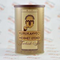 قهوه ترک کلاسیک مهمت دفندی mehmet efendi