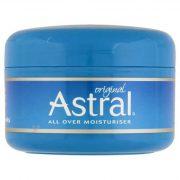 کرم مرطوب کننده 200ml) Astral)