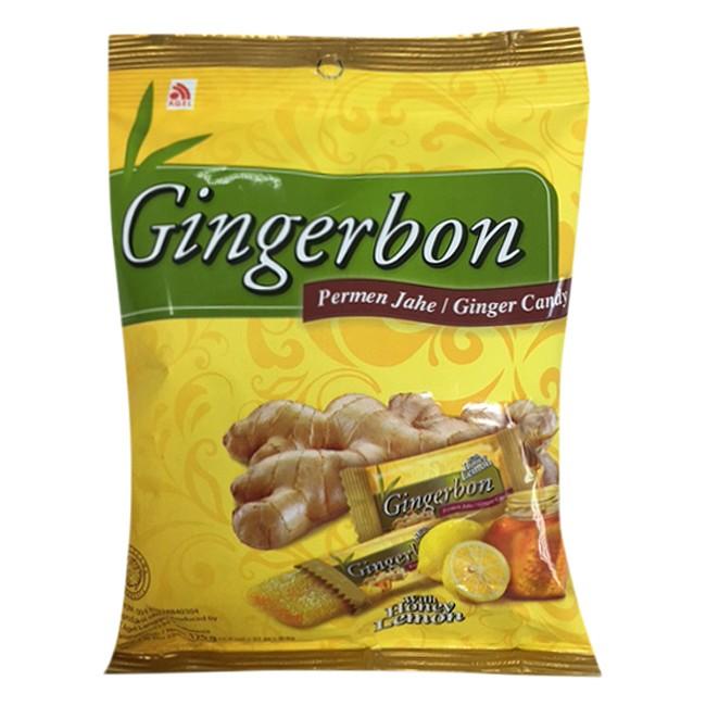 تافی Gingerbon مدل Honey & Lemon