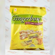 تافی Gingerbon مدل Honey & Lemon