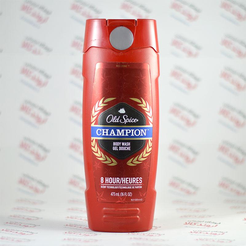 شامپو بدن old spice مدل Champion