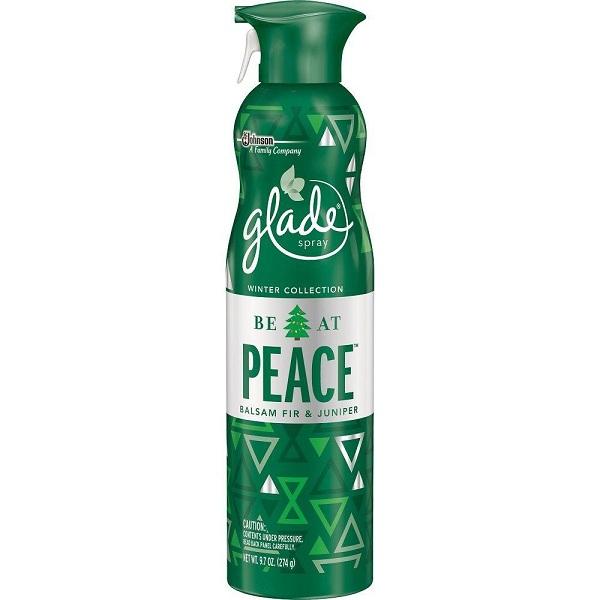 اسپری خوشبو کننده glade مدل Peace