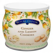 بیسکویت رویال دانسک مدل Ginger & Lemon