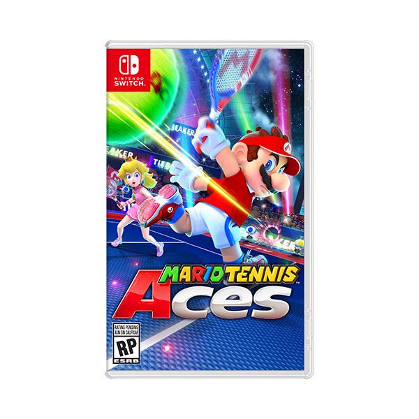 بازی Mario Tennis Aces برای نینتندو سوییچ