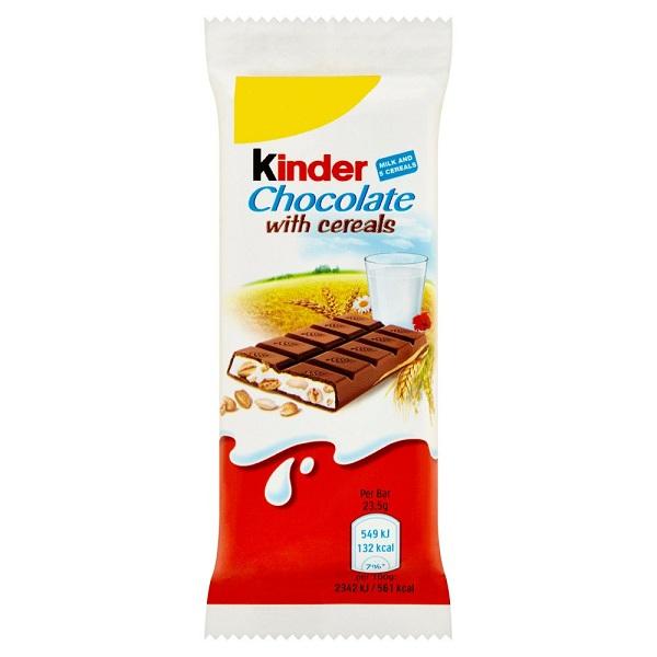 شکلات کیندر Kinder Cereal