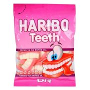 پاستیل haribo مدل teeth