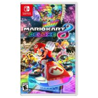 بازی Mario Kart 8 Deluxe