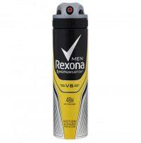 اسپری بدن مردانه Rexona مدل V8