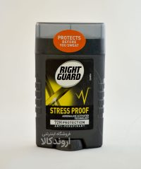 دئودورانت Right Guard مدل Stress Proof