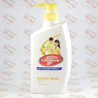 شامپو بدن لایف بوی مدل Lemon fresh