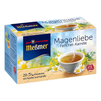 دمنوش گیاهی Messmer مدل Magenliebe