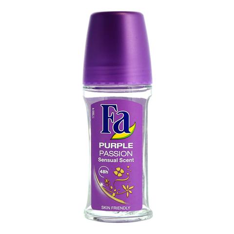 دئودورانت فا fa مدل Purple Passion