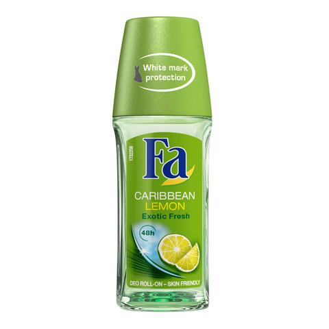 دئودورانت فا fa مدل Caribbean Lemon