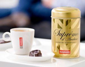 قهوه Rombouts مدل Supremo