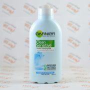 تونر پاک کننده پوست گارنیه مدل Clean Sensitive