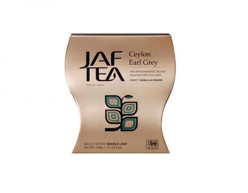 چای Jaf مدل Earl Grey