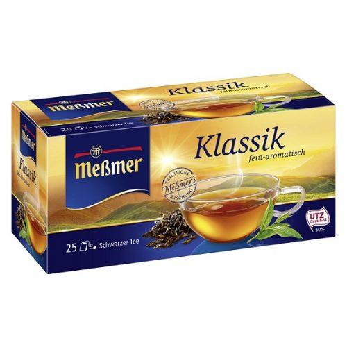 چای کیسه ای کلاسیک مسمر Messmer