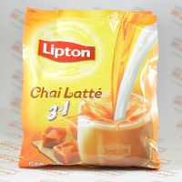 چای لاته لیپتون Lipton مدل کارامل