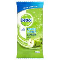 دستمال مرطوب آنتی باکتریال Dettol مدل power & fresh