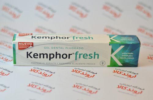 خمیردندان کمفور Kemphor مدل Fresh