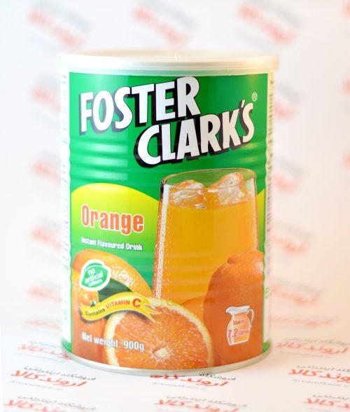 پودر شربت پرتقال فوستر کلارکس foster clarks