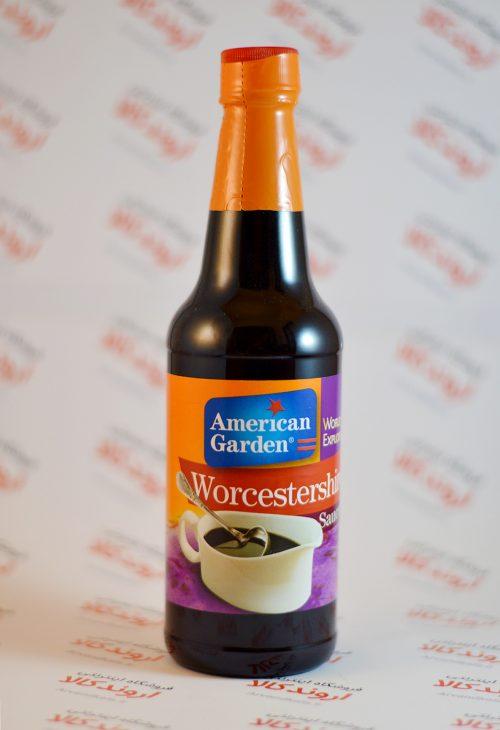 سس American Garden Worcestershire