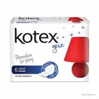 نوار بهداشتی Kotex مدل Night Ultra
