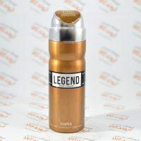 اسپری مردانه EMPER مدل لجند LEGEND