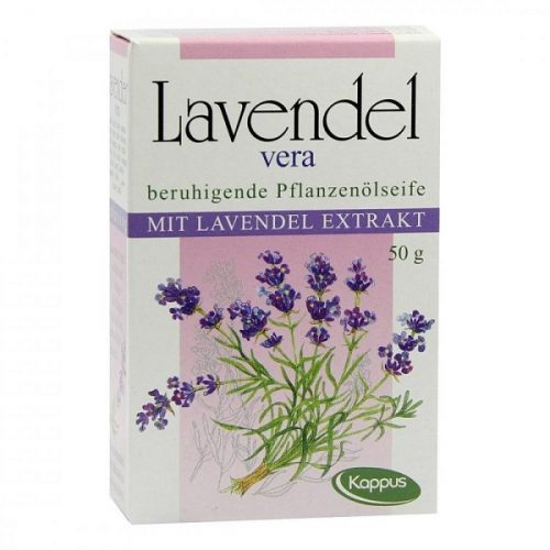 صابون kappus مدل Lavendel