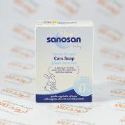 صابون کودک سانوسان Sanosan Care Soap