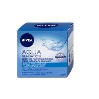 کرم مرطوب کننده نیوا NIVEA مدل AQUA SENSATION