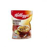 غلات صبحانه کلوگس Kelloggs مدل CRUNCHY MUESLI