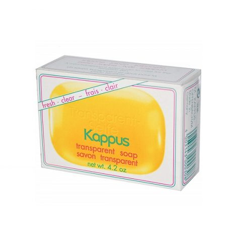 صابون کاپوس Kappus مدل Transparent-Seife