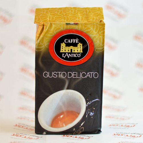 قهوه اسپرسو دستگاه CAFFE LANTICO مدل GUSTO DELICATO