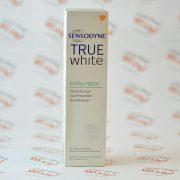 خمیر دندان سنسوداین سری TRUE White مدل EXTRA FRESH