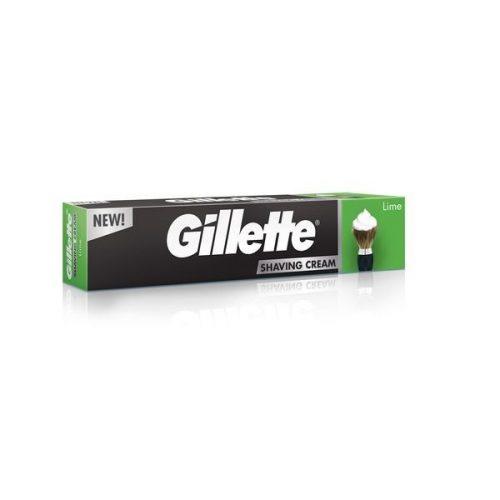 خمیر ریش ژیلت Gillette مدل Lime