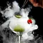 هشدار FDA درباره تهیه غذاها با نیتروژن مایع