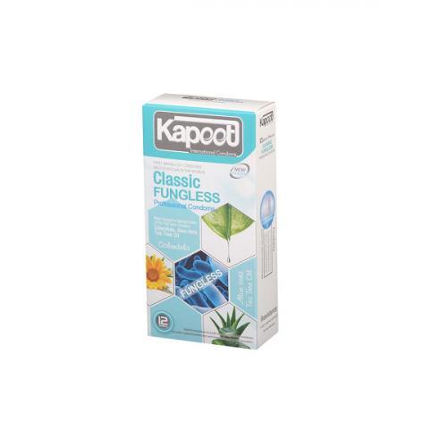 کاندوم ضد قارچ kapoot مدل Classic FUNGLESS