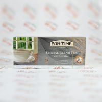 چای کیسه ای فان تایم FUN TIME مدل EARL GREY