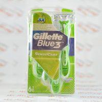 خودتراش Gillette Blue 3 SenseCare