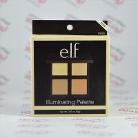 پالت هایلایت الف elf مدل Illuminating Palette