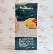 نان اسنک رژیمی واکرز walkers مدل fine oatcakes