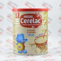 سرلاک نستله CERELAC مدل 3Celerals