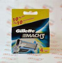 تیغ یدک ژیلت Gillette مدلMach3