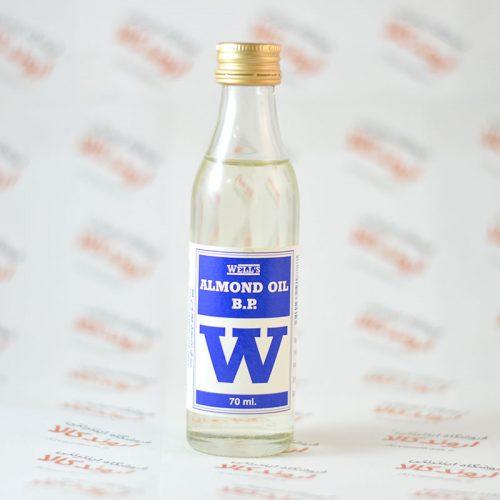 روغن بادام شیرین WELL's ALMOND OIL