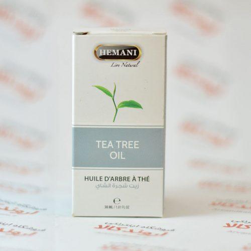 روغن درخت چای هیمانی HEMANI مدل TEA TREE OIL