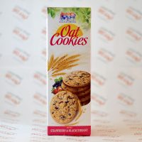 کوکی جودوسر oat cookies مدل STRAWBERRY & BLACKCURRANT