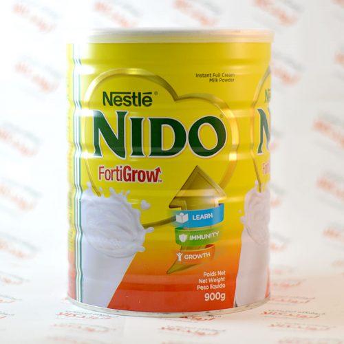 شیر خشک نیدو NIDO مدل FortiGrow وزن ۹۰۰ گرم