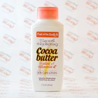 لوسیون بدن Fruit of the Earth مدل cocoa butter