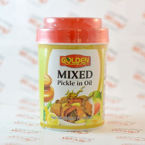 ترشی میکس گلدن Pickle in oil